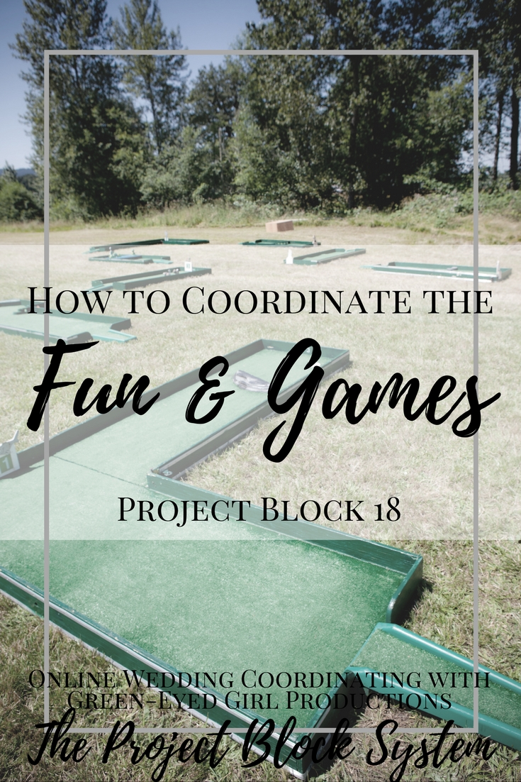 How to Coordinate the Fun & Games at your Wedding. Wedding Planning. Cocktail Hour. Wedding Lawn Games. Wedding Kid's Activities. Kids at your wedding. Fun Wedding Games