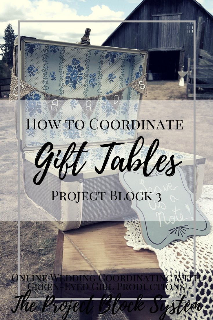 How to Coordinate Gift Tables. Wedding Planning Guide. How to Register for your Wedding. Wedding Planning How To