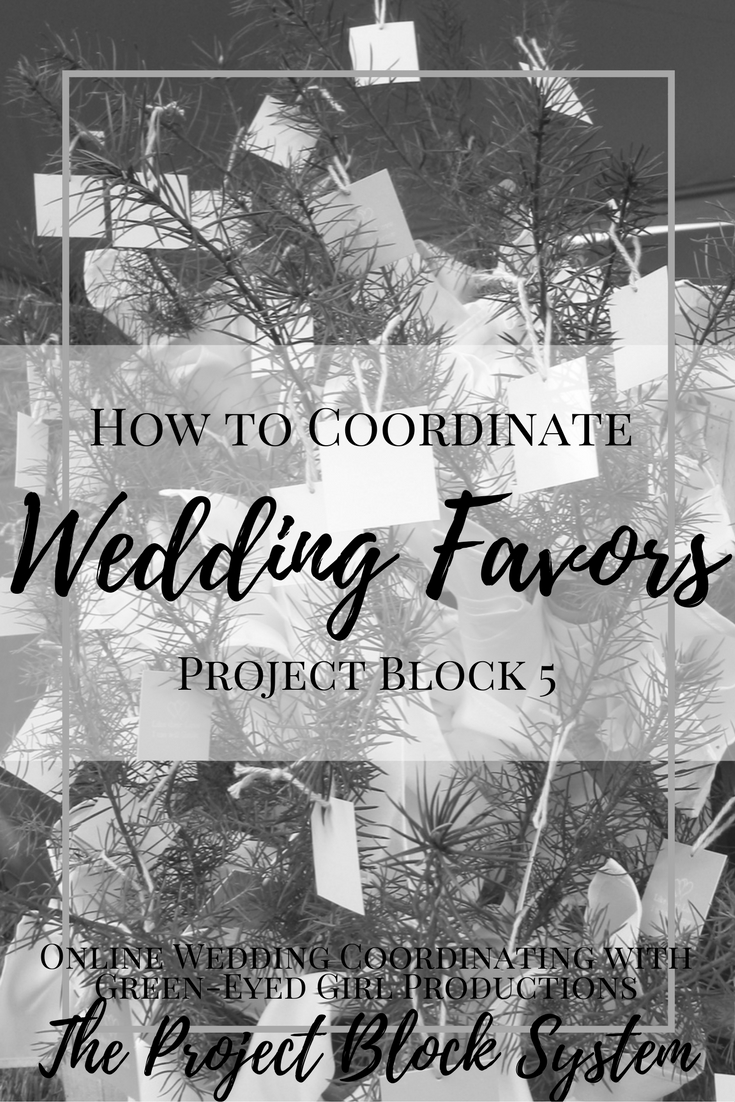 How to Plan your Wedding Favors. Wedding Favor Ideas. How to do Wedding Favors. Wedding Planning Advice