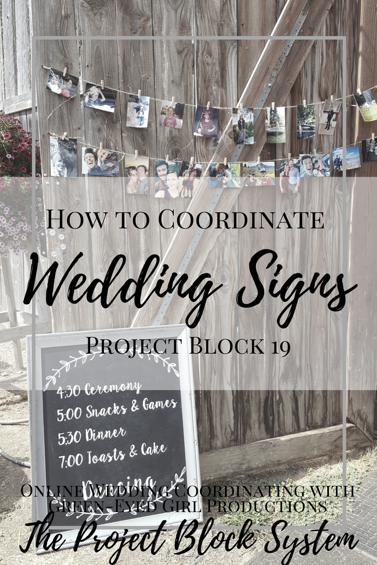 How to Coordinate Wedding Signs. How to plan Wedding Signage. How to write Wedding Chalkboards. Wedding Sign Writing. Wedding Planning advice. How to DIY Wedding Signs.