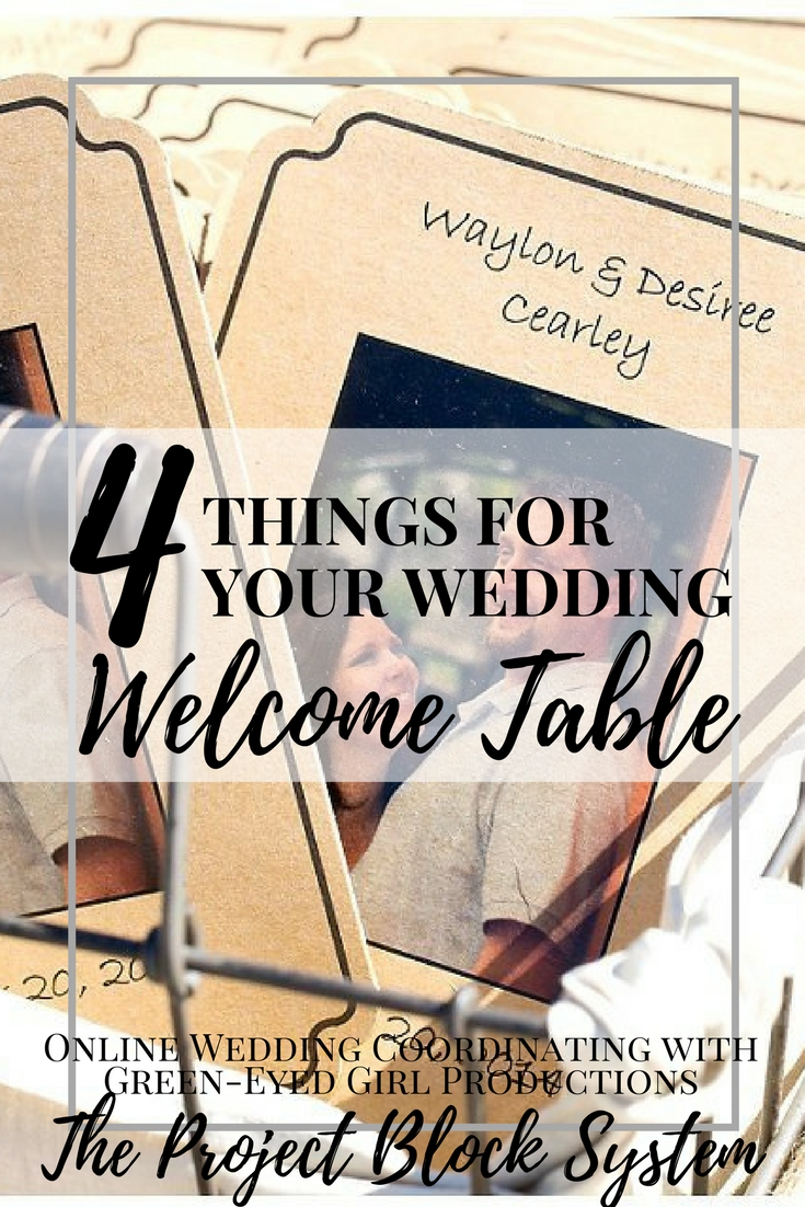 4 Things for your Wedding Welcome Table. Tears of Joy for your Wedding Ceremony. Vintage Handkerchief Wedding Favors. Ceremony Favor Ideas, Welcome Tables. What goes on a Welcome Table? Wedding Programs. Wedding Favors Ideas