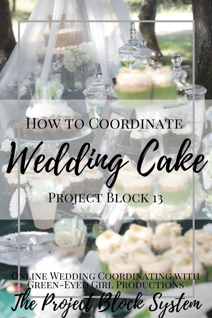 How to Coordinate Wedding Cake. Wedding Planning. How to plan for wedding cake. Wedding Cake Ideas. Unique Wedding Cakes. Wedding Planning Advice