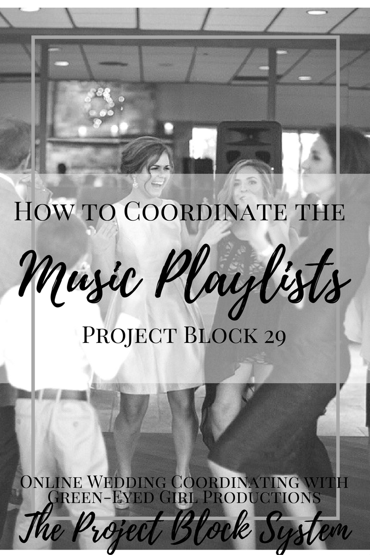 How to Coordinate Wedding Music Playlists. How to Plan your Wedding Music. Wedding DJ Playlists. Wedding Songs. Reception Playlists. Wedding Reception Playlists. Ceremony Music Playlists.
